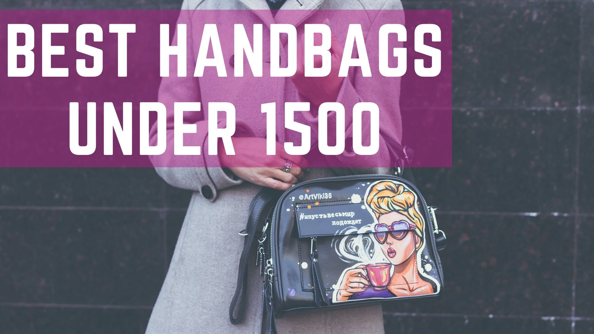 best handbags under 1500 rupees