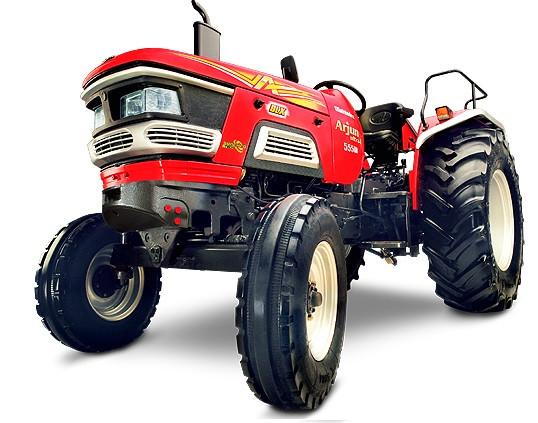 mahindra arjun 555 di - best mahindra tractor