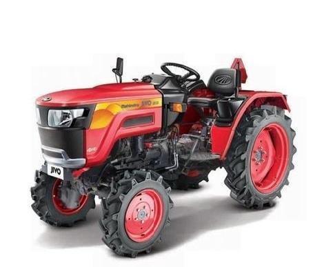 mahindra jivo 225 di-best mahindra tractor