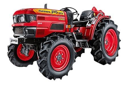 mahindra jivo 365 di - best mahindra tractor