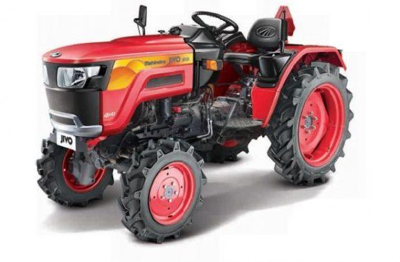mahindra jovi 245 - best mahindra tractor