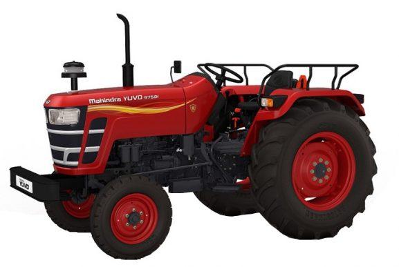 mahindra yuvo 575 di - best mahindra tractor