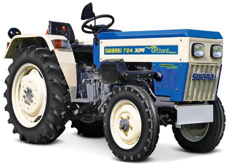 swaraj 724 XM orch nt - best swaraj tractor