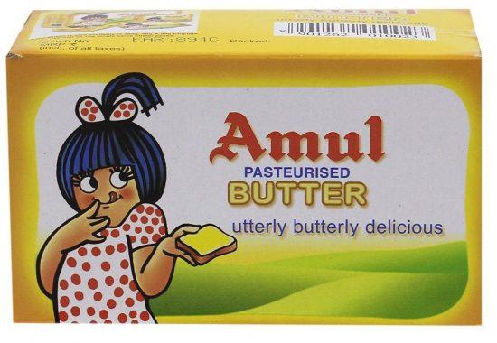 Amul: Best Butter Brand In India