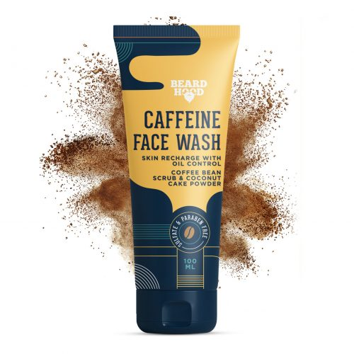 Beardhood Caffeine Face Wash For Men: Best Face Wash In India