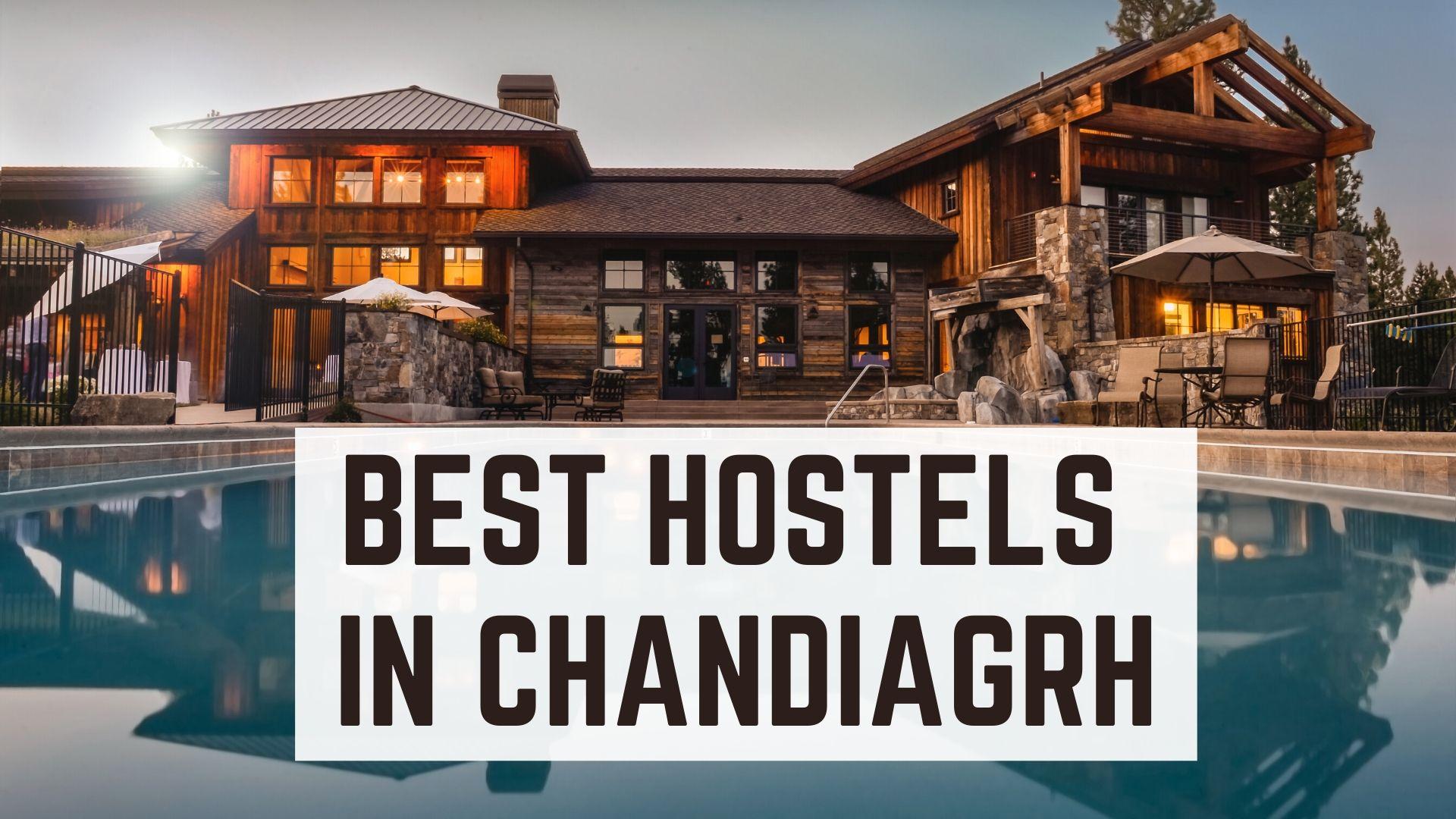 Best Hostels In Chandiagrh