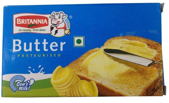Britannia: Best Butter Brand In India