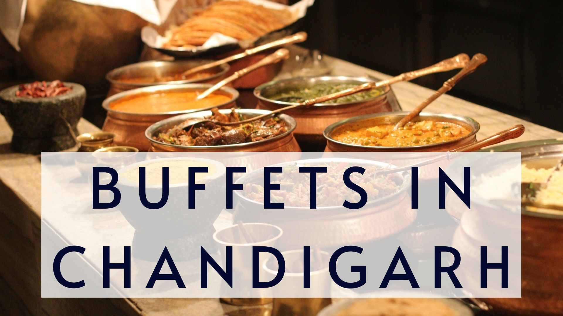 Buffets in Chandigarh