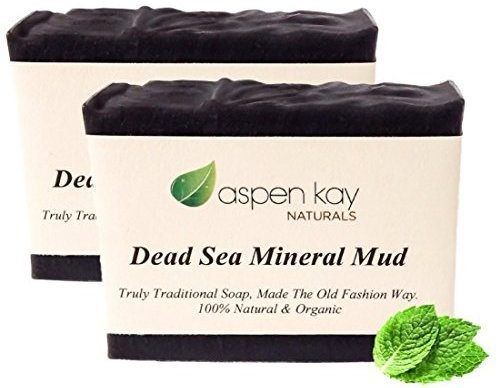 Dead Sea mud soap bar: Best Soap For Men