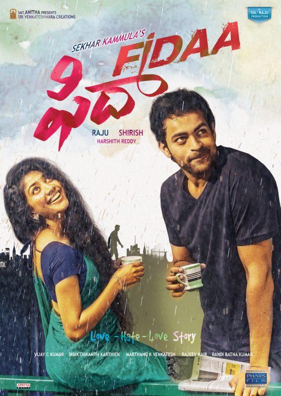 Fidaa: Best South Indian Movie
