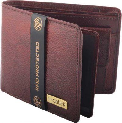 Hidelink brown wallet: Best Wallet