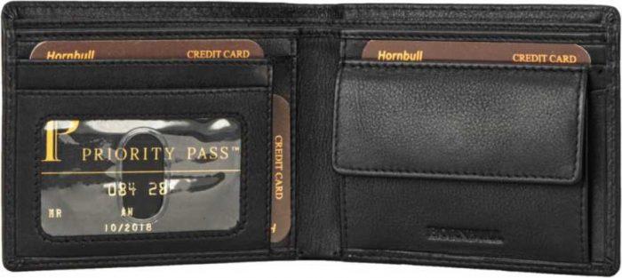 Hornbull black wallet: Best Wallet