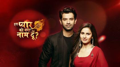 Iss Pyaar Ko Kya Naam Doon - most popular TV series