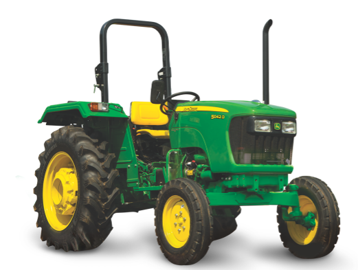 JD 5042 D power pro - best jhon deere tractors