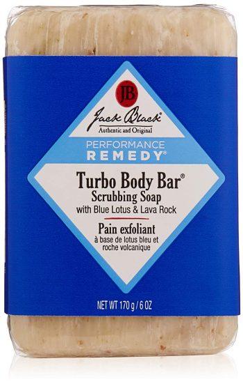 Jack Black Turbo body bar scrubbing soap: Best Soap For Men