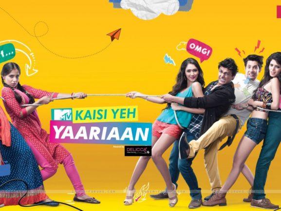 Kaisi Yeh Yaariyan - most popular TV series