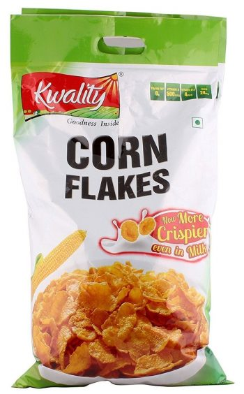 Kwality Corn Flakes Best Corn Flakes Brand In India