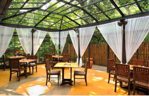 Lodi- The Garden Restaurant: Best Restaurant For Couples In Delhi