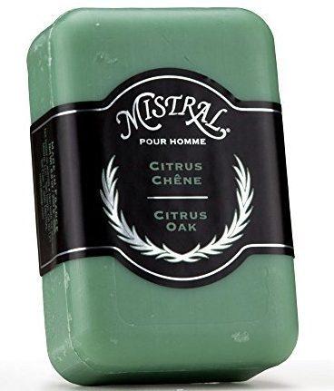 Mistral men's soap: Best Soap For Men