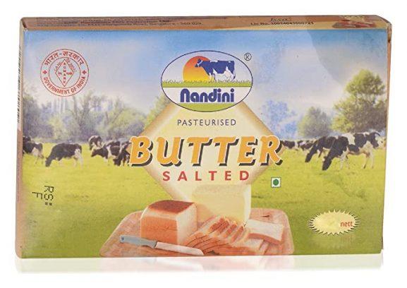 Nandini: Best Butter Brand In India
