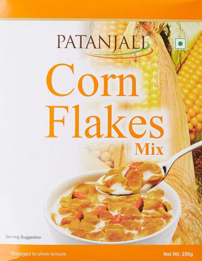 Patanjali Corn Flakes Best Corn Flakes Brand In India