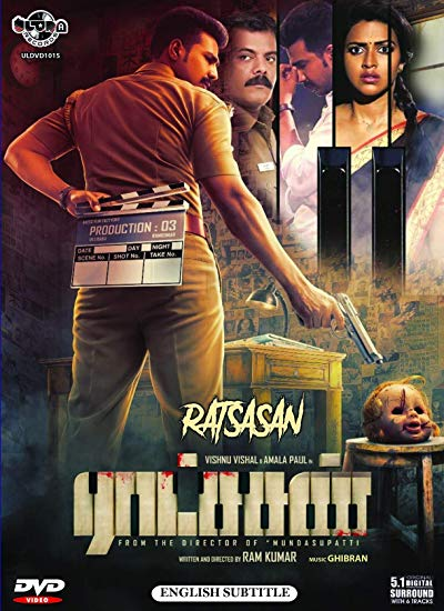 Ratsasan: Best South Indian Movie