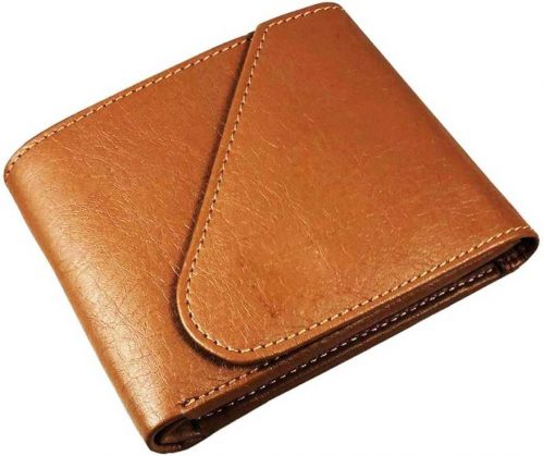 Rozvolt casual tan wallet: Best Wallet