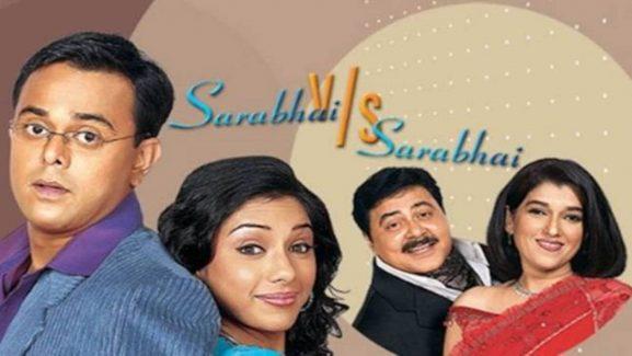 Sarabhai vs Sarabhai - most popular TV series