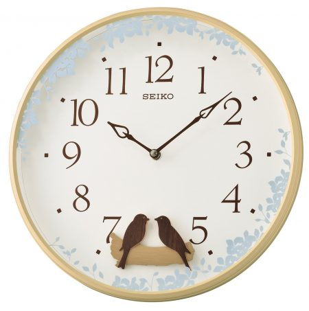 Seiko: Best Wall Clock In India