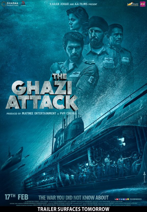 The Ghazi Attack: Best South Indian Movie