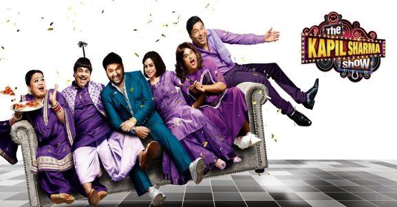 The Kapil Sharma Show - most popular TV series