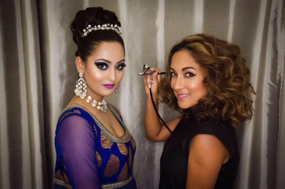 Vidya Tikari: Makeup Artist In Delhi