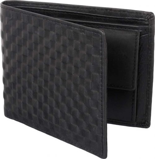 Wild Edge casual black wallet: Best Wallet
