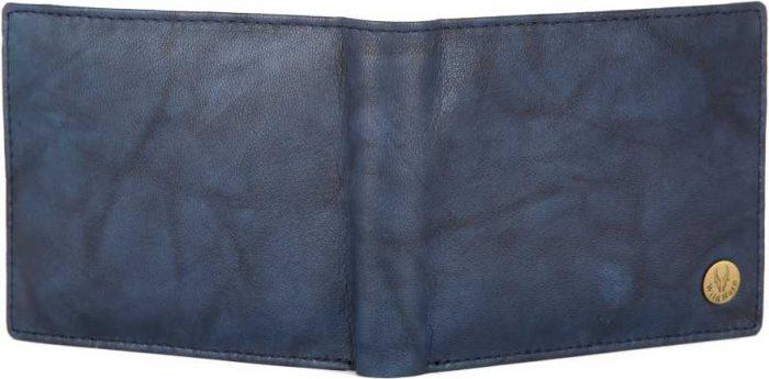 Wildhorn casual blue wallet: Best Wallet