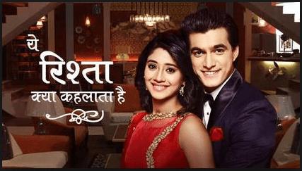 Yeh Rishta Kya Kehlata Hain - most popular TV series