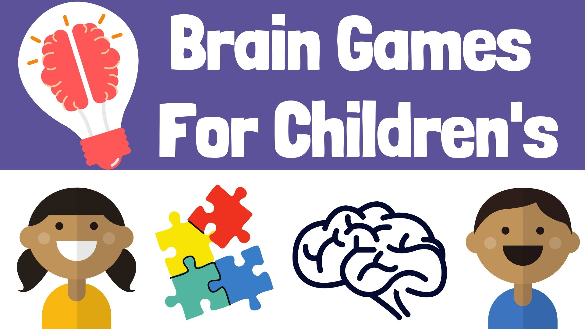 brain games for kids