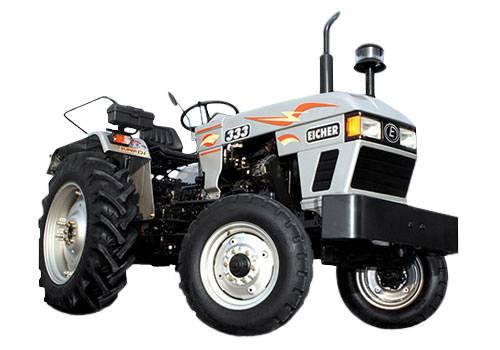eicher 333 super DI - best eicher tractors