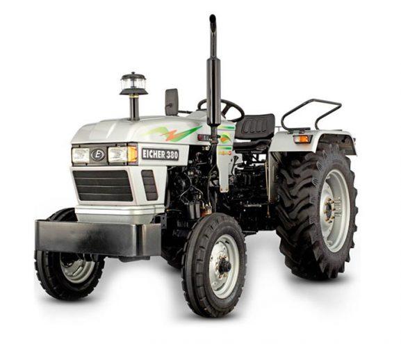 eicher 380 super - best eicher tractors