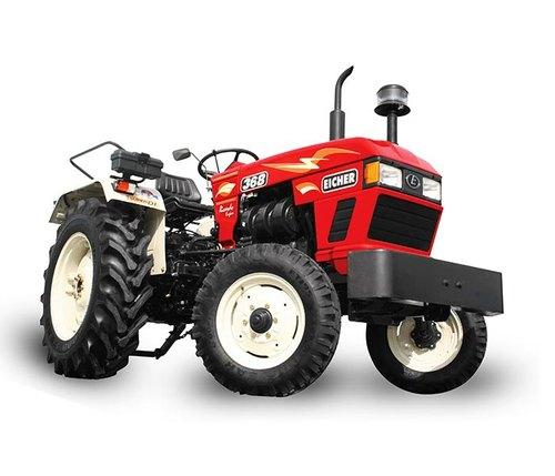 eicher tractor 368 - best eicher tractors