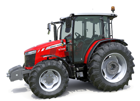 massey ferguson 5709 M - best massey ferguson tractor