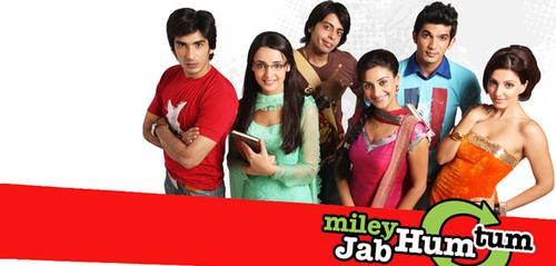 mile jab hum tum - most popular TV series