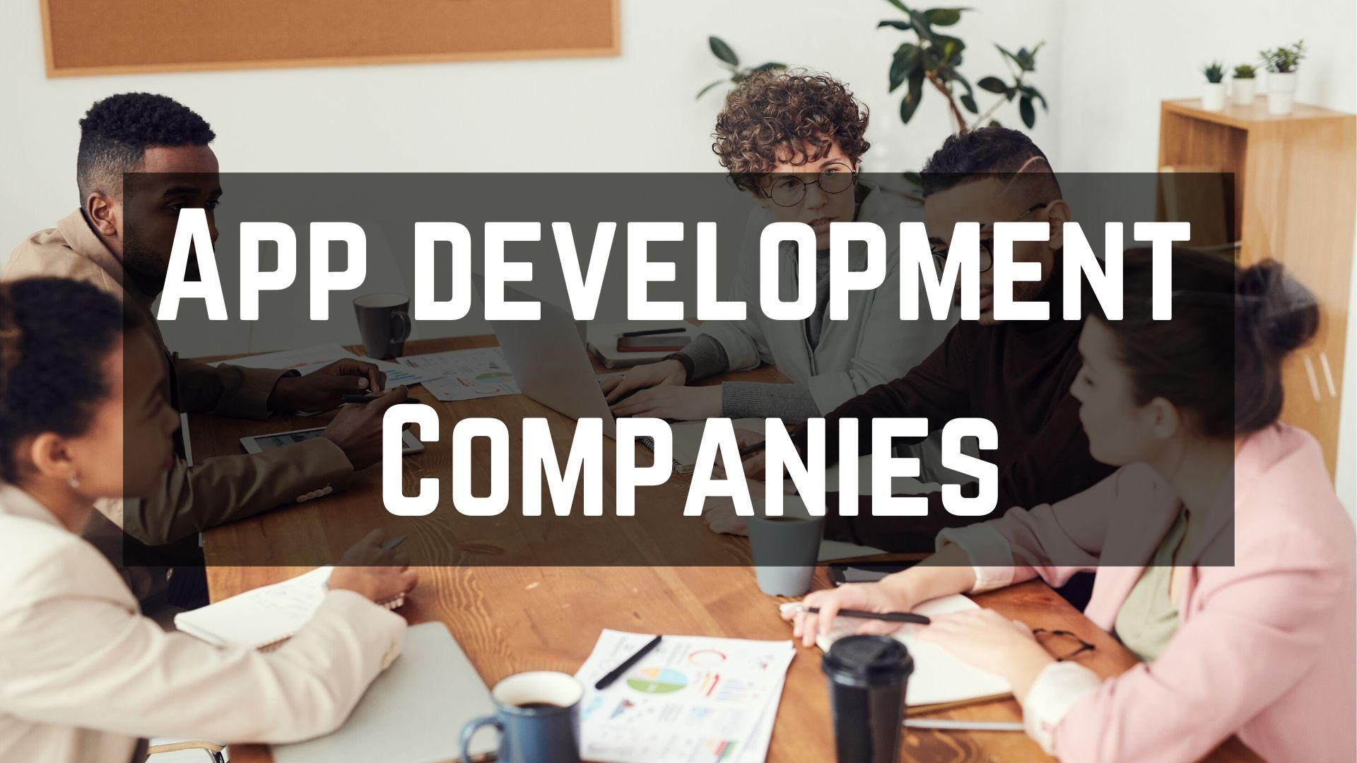 App development Companies in india