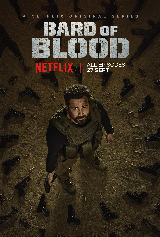 BARD OF BLOOD - shows like pataal lok
