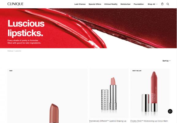 Clinique best lipsticks