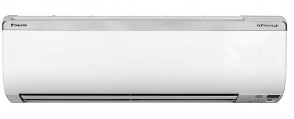 Daikin 1.5 Ton 5 Star Inverter Split AC (Copper JTKJ50TV White)