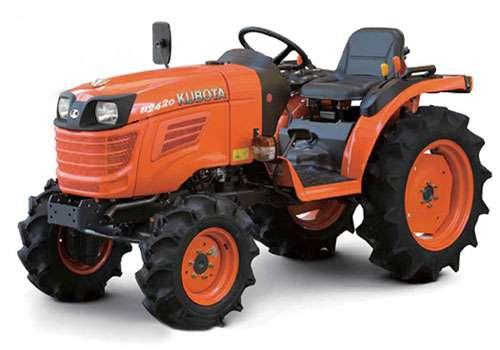 Kubota B2420 - best kubota tractor