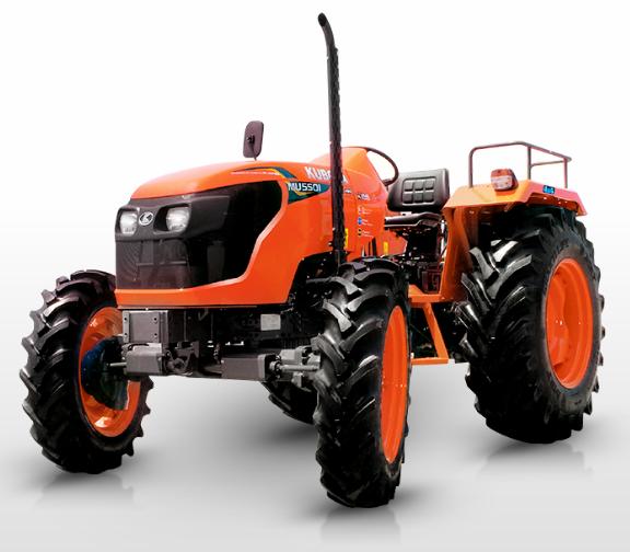 MU 5501 - best kubota tractors
