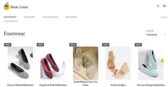 Marc Loire- women footwear