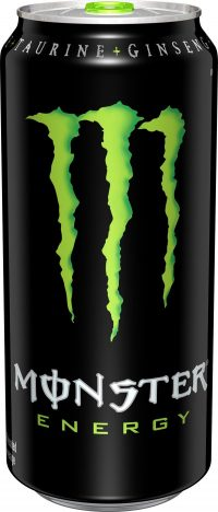 Monster: Best Energy Drink In India