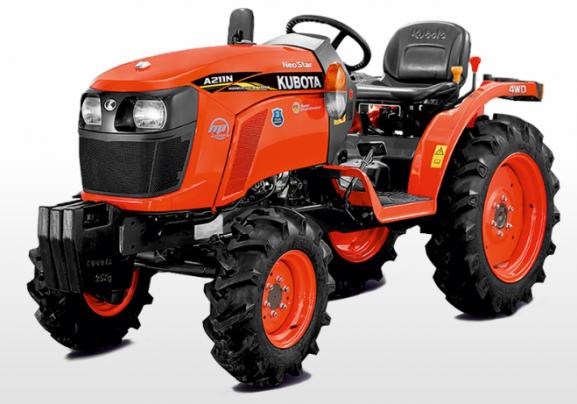 Neostar A211N-OP - best kubota tractors